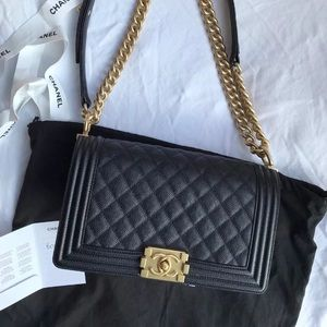 Chanel Boy Bag